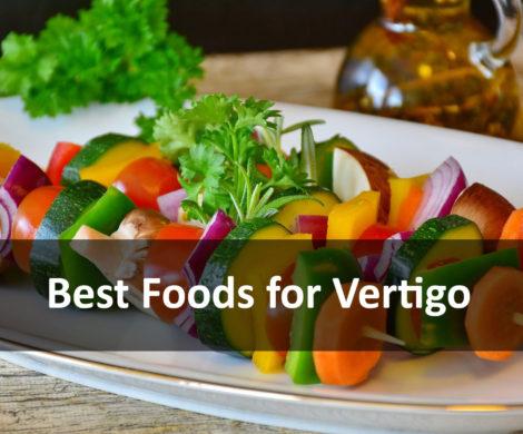Best Foods for Vertigo