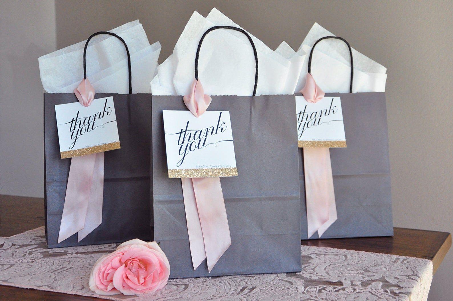 Wedding favor gift boxes