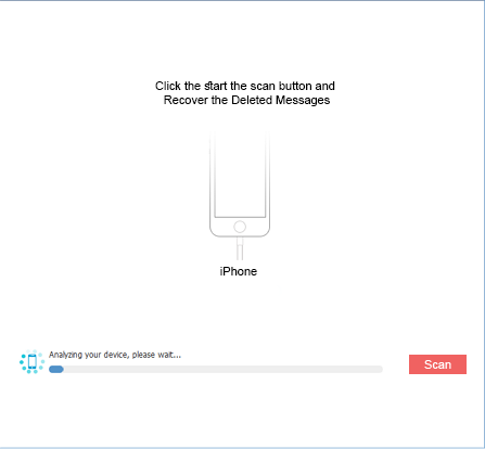 Scan your iPhone and mobile