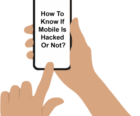 Mobile Is Hacked Or Not